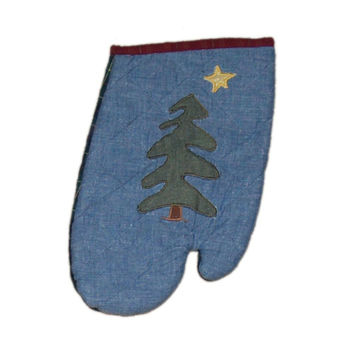 Oven Mitt Northwood Star