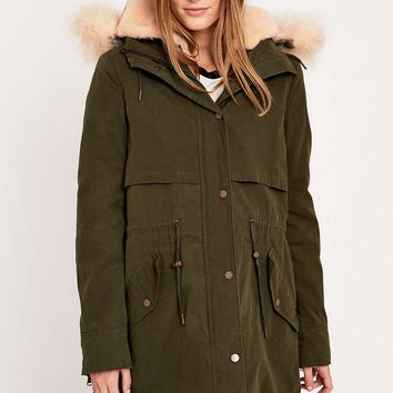 Parka London Lena Parker Jacket - Urban Outfitters