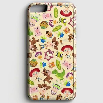 Disney Toy Story Pattern iPhone 8 Plus Case | casescraft