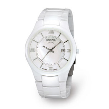 3196-01 Ladies Boccia Titanium Watch