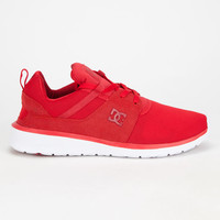 Dc Shoes Heathrow Mens Shoes Red  In Sizes