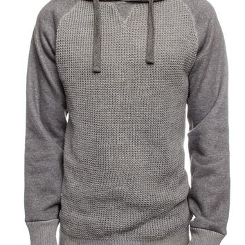 Tristan Sweater-Knit Pullover