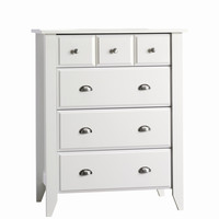 Child Craft Relaxed Traditional Shoal Creek 4 Drawer Chest F04702.07