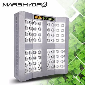 Mars Pro II CreeLEDs 256 LED Grow Light Hydroponics Lamps Best Veg Flower Plant True 660W