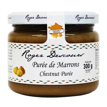 Concept Fruits Puree de Marrons Chestnut Puree, 10.5 oz (300 g)