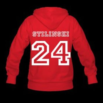 STILINSKI Beacon Hills Lacrosse - Women's Hoodie