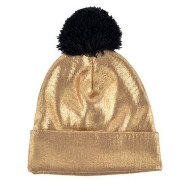 Sequins Knitted Winter Beanies