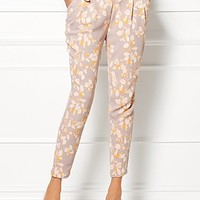 Eva Mendes Collection - Dylan Jogger Pant - Ivy Print - New York & Company