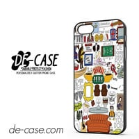 Central Perk Friends DEAL-2487 Apple Phonecase Cover For Iphone 5 / Iphone 5S