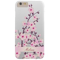 Floral Cherry Blossoms iPhone 6 Plus Case