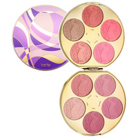 Sephora: tarte : Amazonian Clay Blush Palette Color Wheel : cheek-palettes