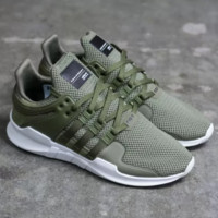 Adidas green leisure sports shoes
