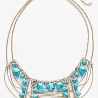 Women's Alexis Bittar 'Miss Havisham' Bib Necklace