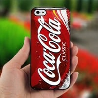 Coca Cola Classic - Photo on Hard Cover For iPhone 5