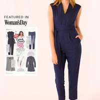 Featured in Woman's Day: Jackie's Jumpsuit