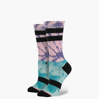 Stance Twister Block Everyday Tomboy Athletic Womens Socks Multi One Size For Women 26598595701