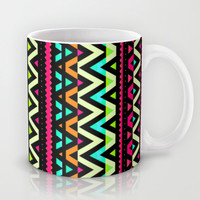 Neon Mix Mug by Ornaart