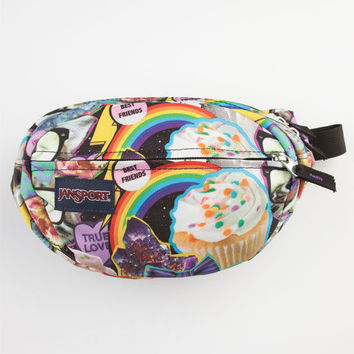 Jansport Fifth Avenue Waist Pack Multi Hairball One Size For Women 24553495701
