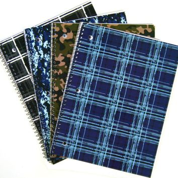Legacy 1 Subject Notebook - Wide Ruled - CASE OF 48