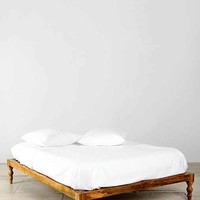 Magical Thinking Bohemian Platform Bed- Brown