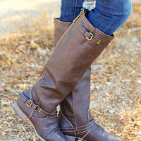 To Die For Chocolate Boots