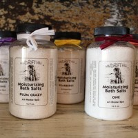 Hand Crafted Bath Salts