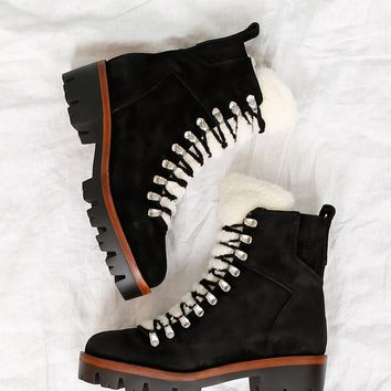 d47652180ae8 Shop Jeffrey Campbell Black Boots on Wanelo