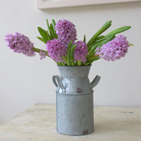 Vintage Style Decorative Milk Churn