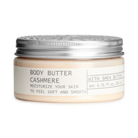 Body Butter - from H&M