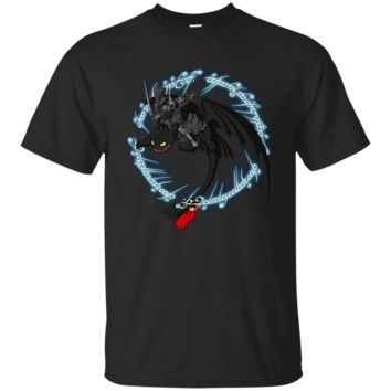 Nightfury and Witch King Toothless Tee