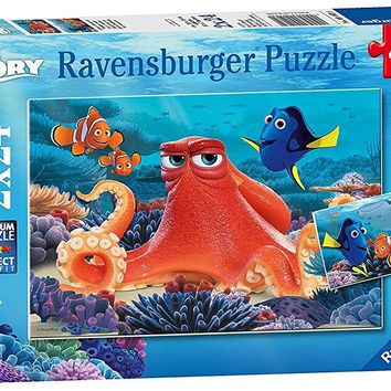 Ravensburger Disney: Finding Dory 2 Pack Puzzle (24 Piece)