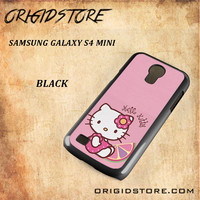 Hello Kitty Pink Lemon For Samsung Galaxy S4 Mini - Gift Present Multiple Choice