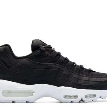 Air Max 95 STUSSY Black White 834668 001sneaker