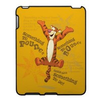 Tigger - Something to Pounce Ipad Covers from Zazzle.com