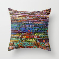 :: True Colors :: Throw Pillow by GaleStorm Artworks