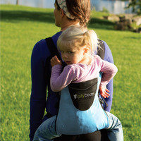 Sky Blue - Compact Baby Carrier