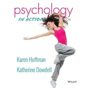 Psychology in Action, Binder Ready Version: Psychology in Action