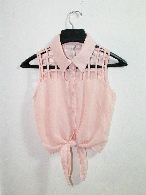 Picks by Nina   Cage - light pink   Online Store Powered by Storenvy