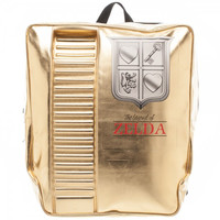 Legend of Zelda - NES 3D Cartridge Backpack