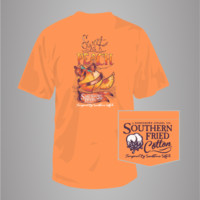 Southern Fried Cotton Sweet as a Peach