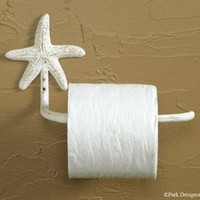 Starfish Toilet Tissue Holder