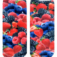 Berries Ankle Socks