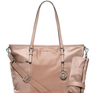 Michael Michael Kors Jet Set Large Pocket Diaper Bag