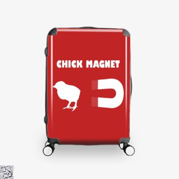 Chick Magnet, Funny Suitcase