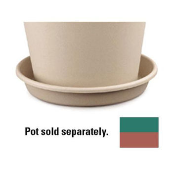 "Garden Accents: 12"" TerraCotta Classic Pot Saucers"