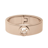 Michael Kors Fulton Bangle, Rose Golden