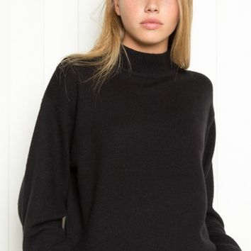 MARLENE TURTLENECK SWEATER