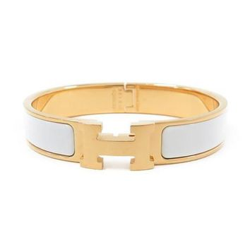 Authentic HERMES Bracelet 700001F #260-002-660-3797