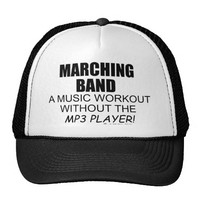 Marching Band Music Workout