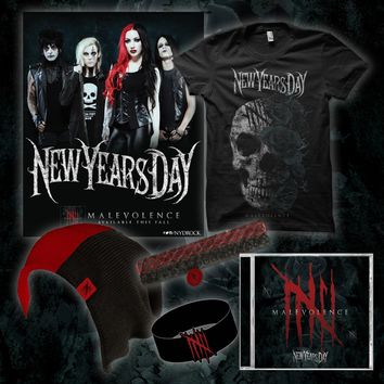 Malevolence - FOR THE LADIES! Bundle : NYD0 : New Years Day